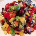 Lindsay's Mango Black Bean Salad