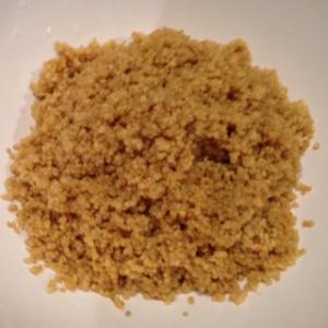 cooled quinoa