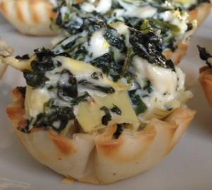 Spinach Artichoke Appetizer