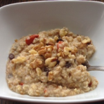 Superbowl Oatmeal