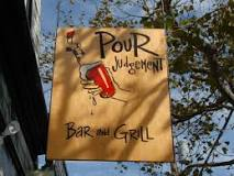 Pour Judgement Bar & Grill