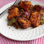 Glenna's Sweet Potato Quinoa Salad