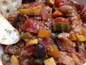 Spicy Ratatouille